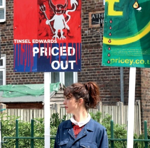 Priced Out by Tinsel Edwards, photography Lady Ray